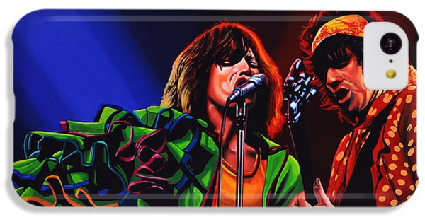 The Rolling Stones 2 IPhone 5c Case by Paul Meijering