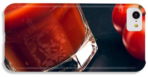 Tomato Juice IPhone 5c Case