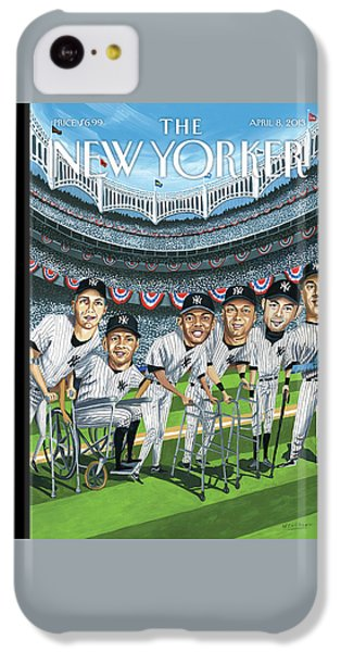 New Yorker April 8th, 2013 IPhone 5c Case