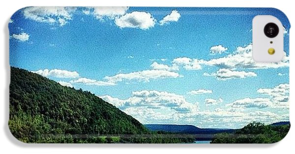 Upstate Ny IPhone 5c Case by Mike Maher