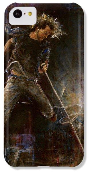 Vedder IPhone 5c Case by Josh Hertzenberg
