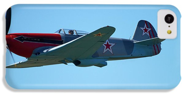 Yakovlev Yak-3 - Wwii Russian Fighter IPhone 5c Case