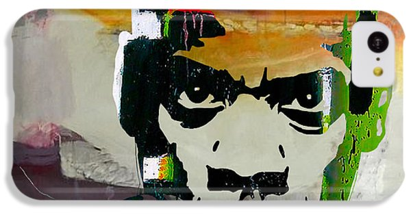 Jay Z IPhone 5c Case by Marvin Blaine