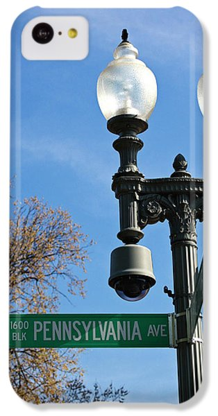 Usa, Washington, D IPhone 5c Case by Jaynes Gallery