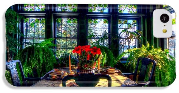 Glensheen Mansion Duluth IPhone 5c Case by Amanda Stadther