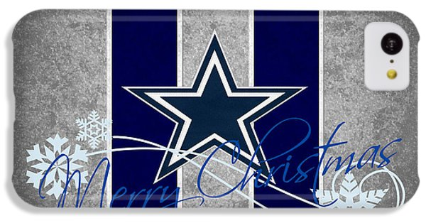 Dallas Cowboys IPhone 5c Case
