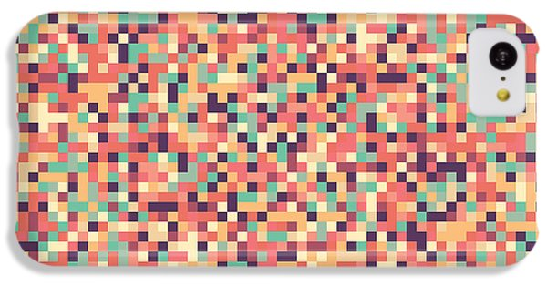 Pixel Art IPhone 5c Case