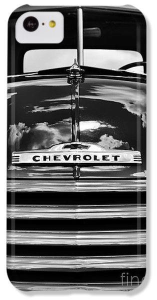 1951 Chevrolet Pickup Monochrome IPhone 5c Case by Tim Gainey