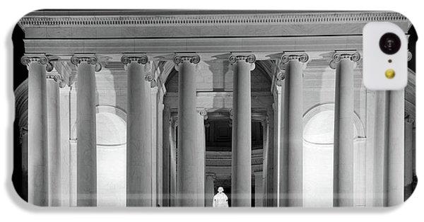 1960s Thomas Jefferson Memorial Lit IPhone 5c Case
