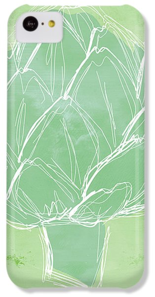 Artichoke IPhone 5c Case by Linda Woods