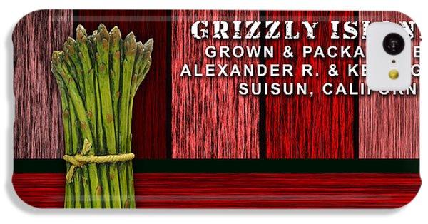 Asparagus Farm IPhone 5c Case