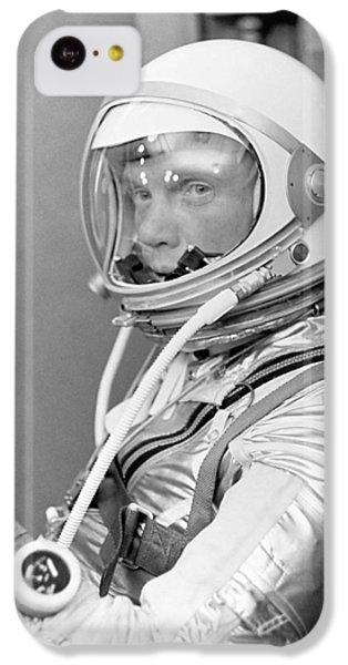 Astronaut John Glenn IPhone 5c Case by War Is Hell Store