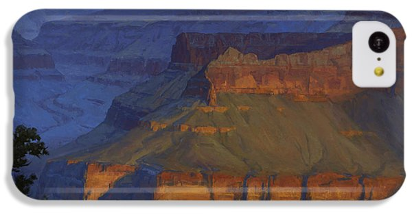 Grand Canyon iPhone 5c Case - Blue Morning by Cody DeLong