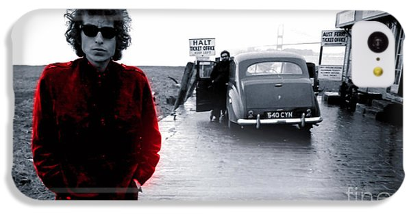 Bob Dylan IPhone 5c Case