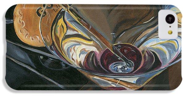Chocolate Martini IPhone 5c Case by Debbie DeWitt