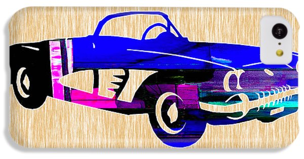 Classic Corvette IPhone 5c Case by Marvin Blaine