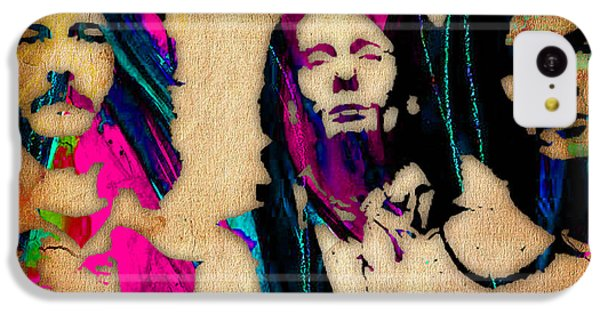Cream Eric Clapton Jack Bruce Ginger Baker IPhone 5c Case