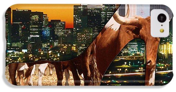 Dallas Texas Skyline IPhone 5c Case