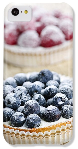 Fruit Tarts IPhone 5c Case by Elena Elisseeva