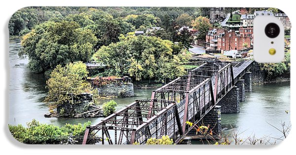Harpers Ferry IPhone 5c Case by JC Findley