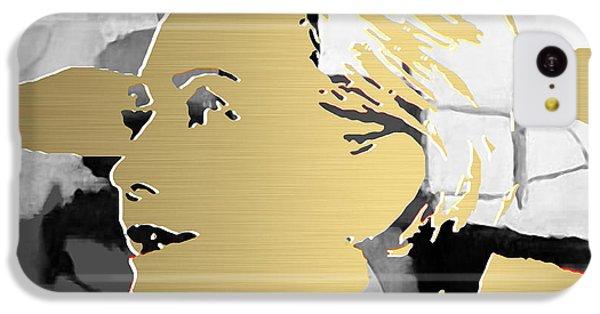 Hillary Clinton Gold Series IPhone 5c Case