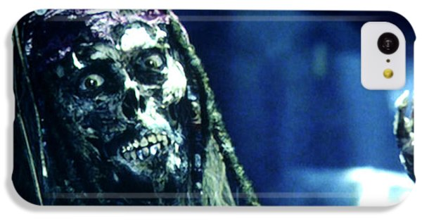 Jack Sparrow IPhone 5c Case by Jack Hood