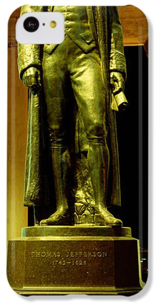 Jefferson Memorial, Washington Dc IPhone 5c Case by Panoramic Images