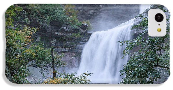 Kaaterskill Falls Square IPhone 5c Case by Bill Wakeley