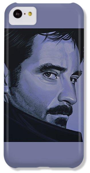 Kevin Kline IPhone 5c Case by Paul Meijering