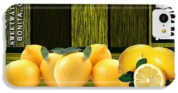 Lemon Farm IPhone 5c Case