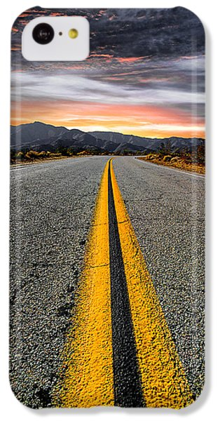 Desert iPhone 5c Case - On Our Way  by Ryan Weddle