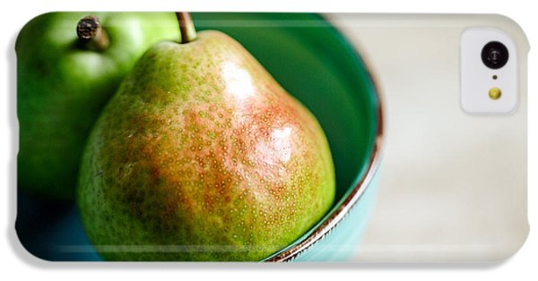 Pears IPhone 5c Case by Nailia Schwarz