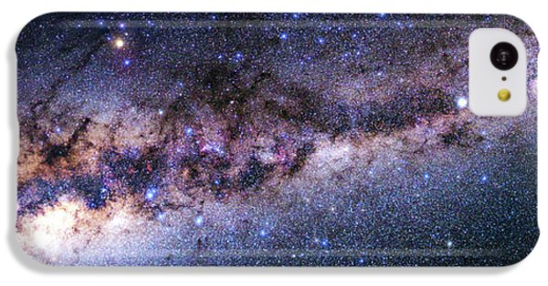 Southern View Of The Milky Way IPhone 5c Case