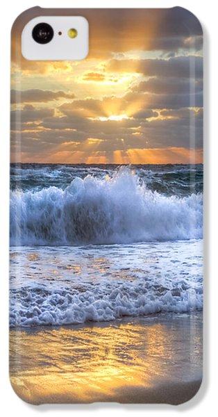 Splash Sunrise IPhone 5c Case