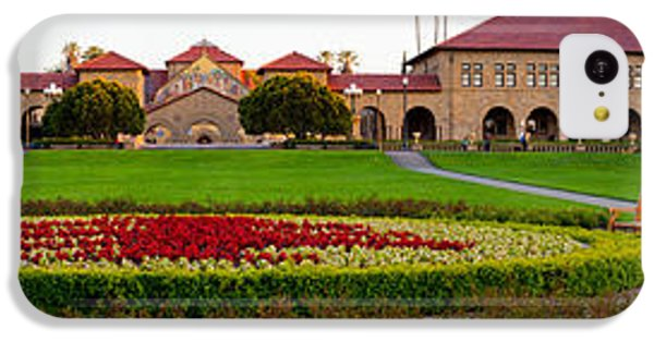 Stanford University Campus, Palo Alto IPhone 5c Case by Panoramic Images