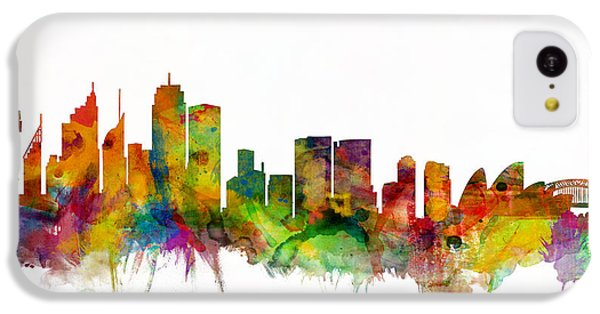 Sydney Australia Skyline IPhone 5c Case