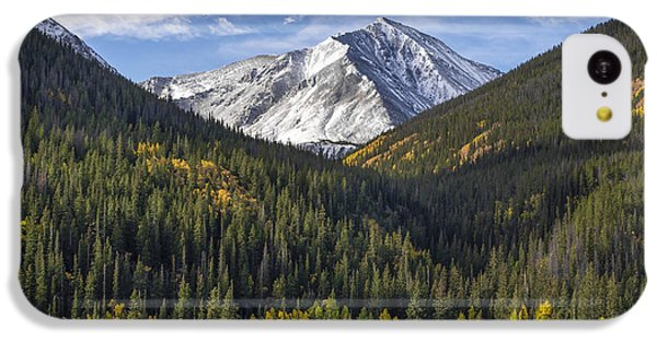 Torreys Peak  IPhone 5c Case by Aaron Spong