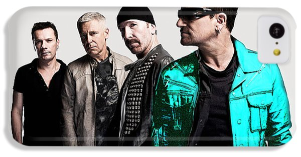 U2 IPhone 5c Case