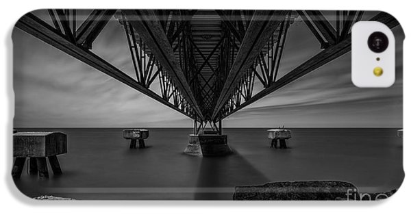 Under The Pier IPhone 5c Case by James Dean