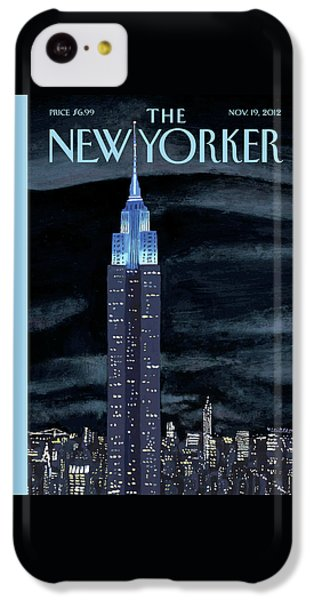 New Yorker November 19th, 2012 IPhone 5c Case