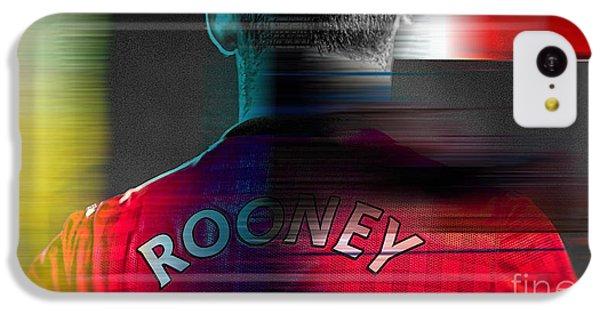 Wayne Rooney IPhone 5c Case