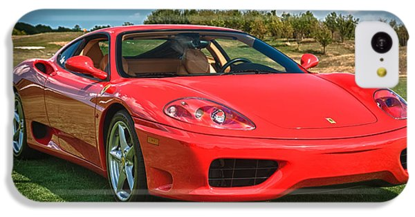 2001 Ferrari 360 Modena IPhone 5c Case