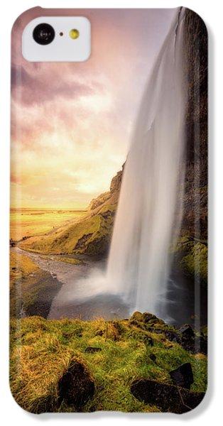 Flow iPhone 5c Case - Untitled by David Mart??n Cast??n