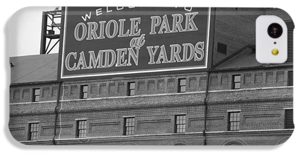 Baltimore Orioles Park At Camden Yards IPhone 5c Case