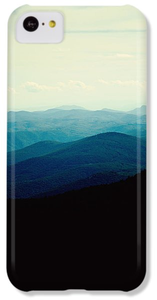Blue Ridge Mountains IPhone 5c Case by Kim Fearheiley