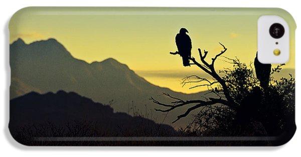 Condor iPhone 5c Case - By Dawn's Early Light  by Saija  Lehtonen