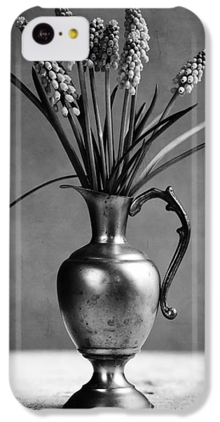 Hyacinth Still Life IPhone 5c Case by Nailia Schwarz