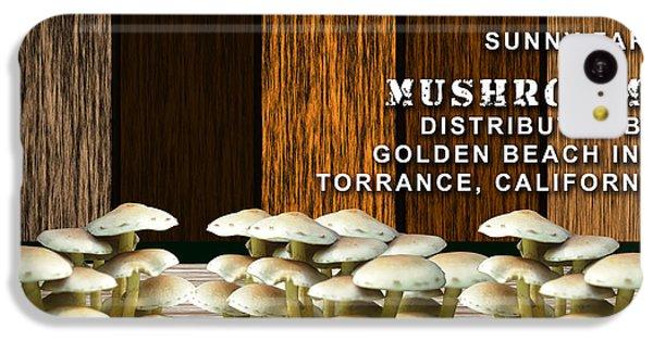 Mushroom Farm IPhone 5c Case