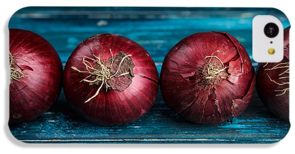 Red Onions IPhone 5c Case