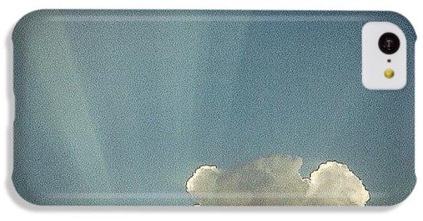 Bright iPhone 5c Case - Sky by Raimond Klavins